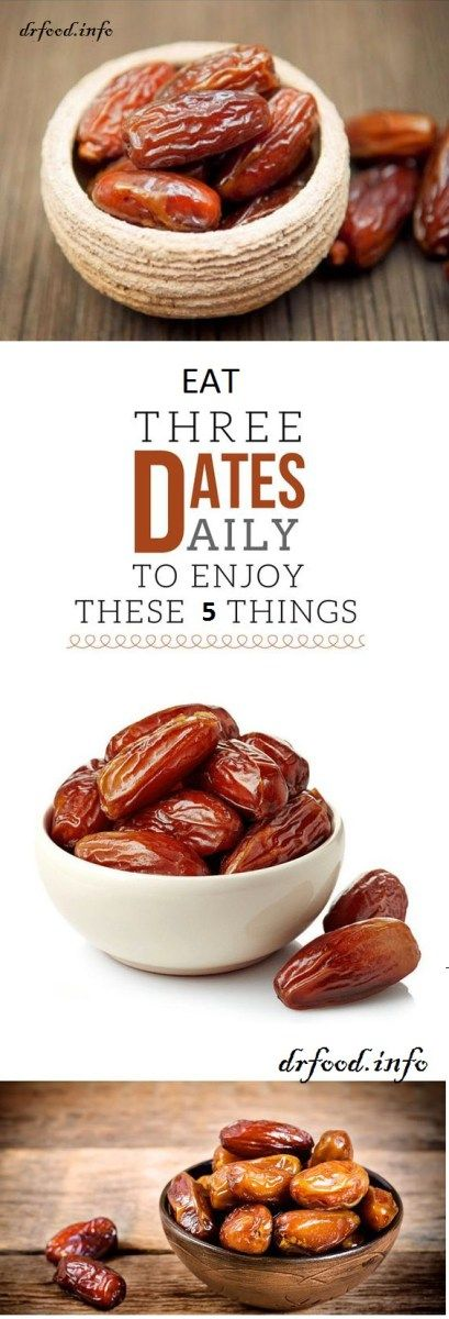 Eat 3 Dates Daily And Reap These 5 Amazing Benefits
