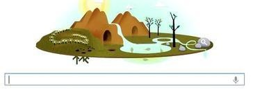 Earth Day: Get Green With Google Doodles
