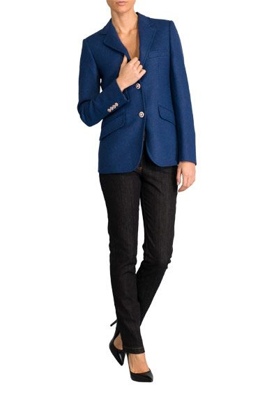 Blazer en azul de The Extreme Collection