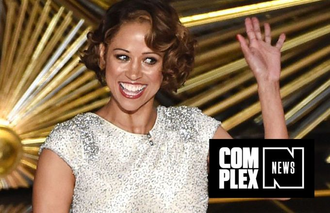 Twitter Reacts to Stacey Dash's Black History Month Comment at the Oscars. What happened?