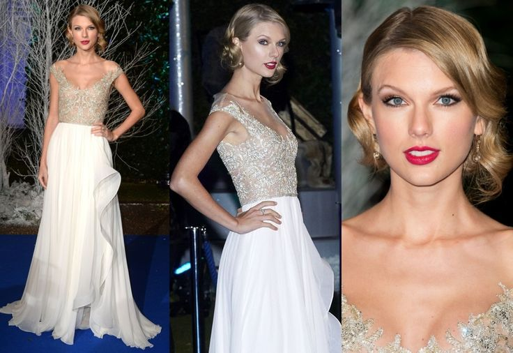 Styl (według) gwiazdy: Taylor Swift - PUDELEK