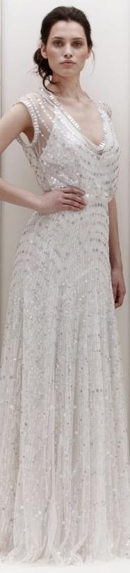 Jenny Packham Bridal 2013 - Strelizia  Keywords: #jennypackhamweddinggowns #jevelweddingplanning Follow Us: www.jevelweddingplanning.com  www.facebook.com/jevelweddingplanning/