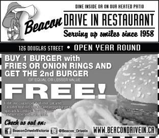 Beacon Drive-In Victoria | Contact Us