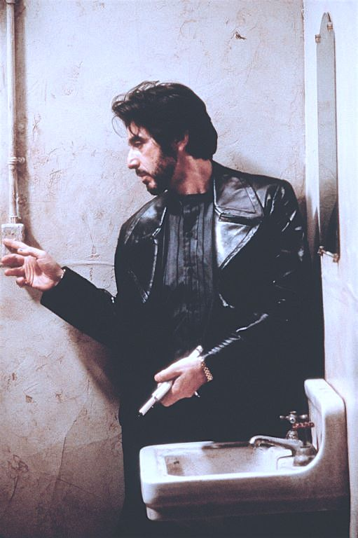 """You think you're big time? You gonna fuckin' die big time! You ready? HERE COMES THE PAIN!"" - Carlito Brigante (Carlito's Way, 1993)"