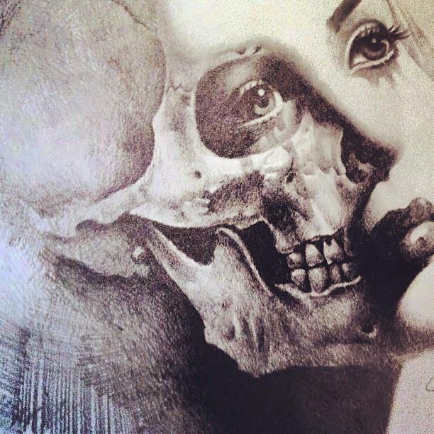 The Getty Museum #blackbook #sketchbook #ogabel
