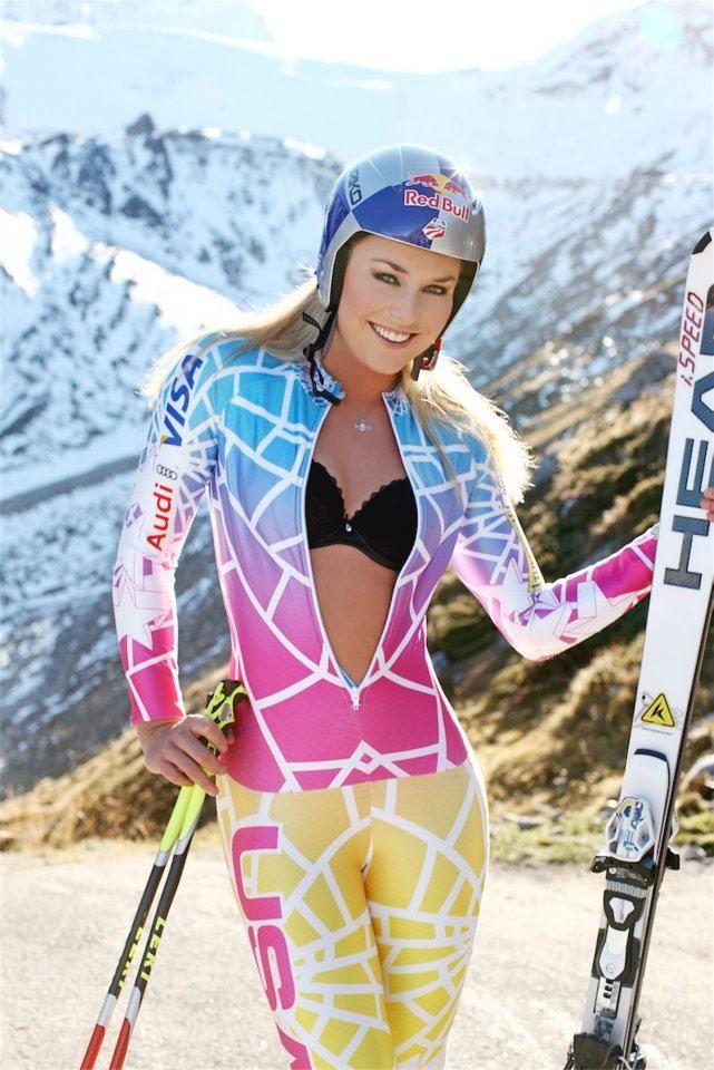 Lindsey Vonn<3 Best....Skier...EVER!