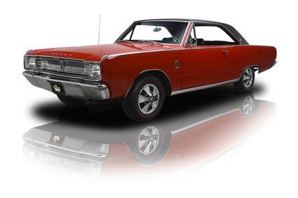 1967 Dodge Dart GTS Red