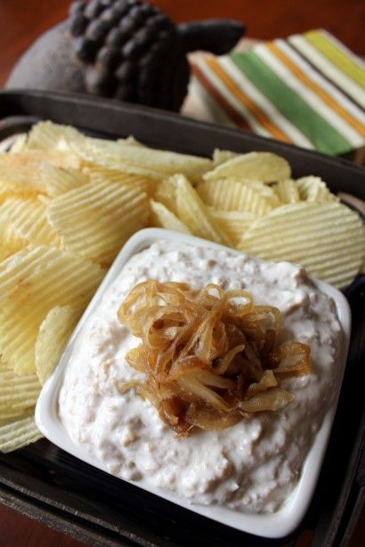 Caramelized Onion Dip | Tasty Kitchen: A Happy Recipe Community!