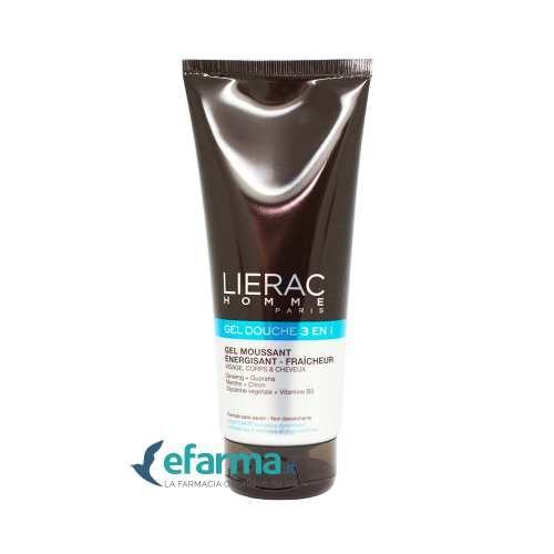 Prezzi e Sconti: #Lierac uomo gel doccia 3in1 energizzante  ad Euro 11.42 in #Detergenti #Salute benessere igiene corpo