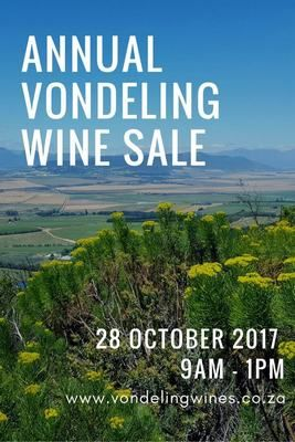 ANNUAL WINE SALE Calling all wine lovers!
