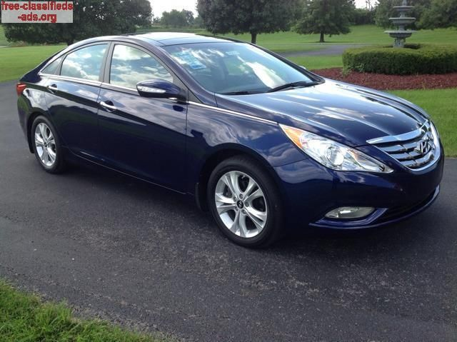 free-classifieds-ads.org - 2012 Hyundai Sonata For Sale