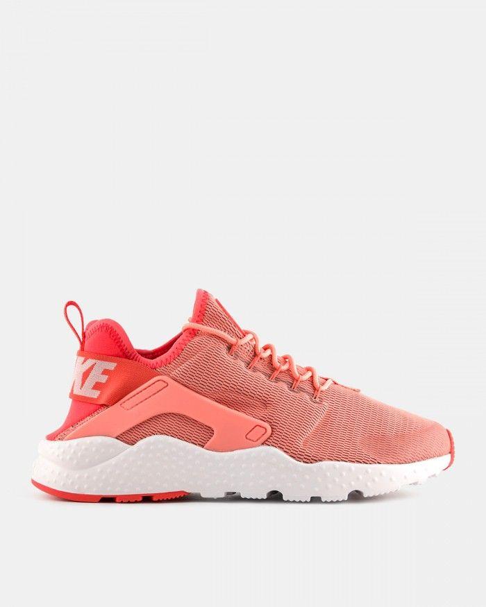 Nike - Women's Air Huarache Run Ultra (Bright Mango