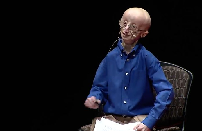 My Philosophy For a Happy Life   Sam Berns   TedX