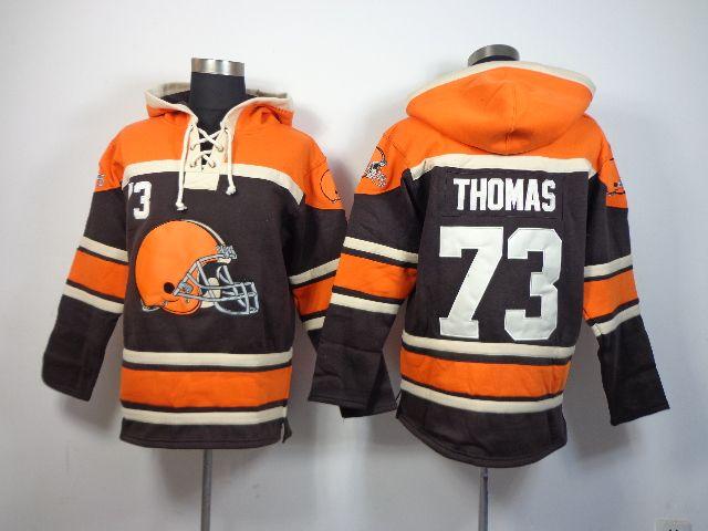 ... Browns 73 Joe Thomas Jersey Hooded Sweatshirt prices USD 40.00  cheapjerseys Nike Browns 73 Joe Thomas Pink Be Luvd Womens Stitched NFL New  Elite ... b1125075f