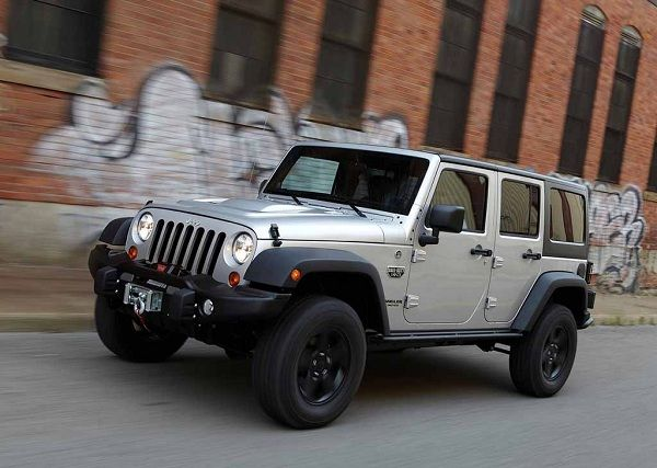 2018 Jeep Wrangler is the featured model. The Jeep Wrangler 2018 Redesign image is added in car pictures category by the author on Nov 13, 2017.