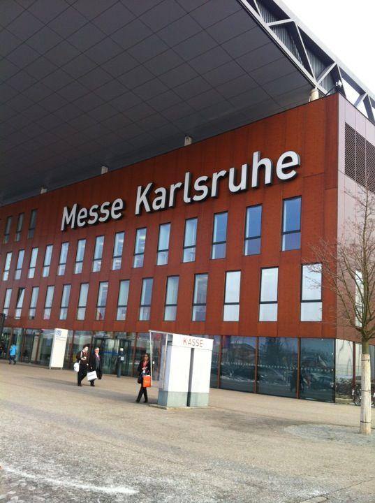 Messe Karlsruhe in Karlsruhe, Baden-Württemberg