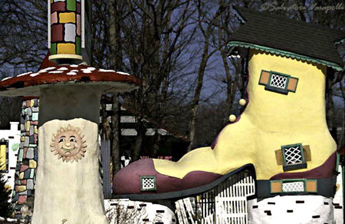 8. Fairy Tale Forest, Oak Ridge