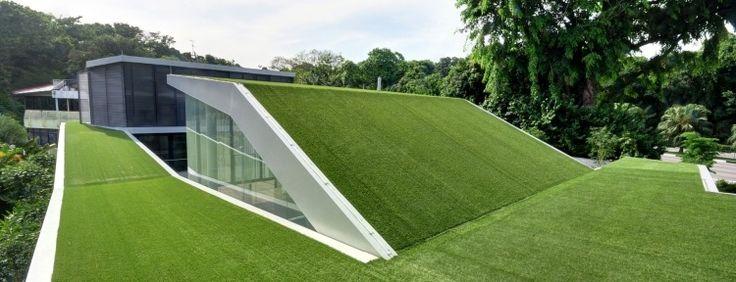 Kunstrasen Eignet Sich Auch Für Große Flächen | Ideen Rund Ums Haus |  Pinterest | Kunstrasen, Flächen Und Terrasse
