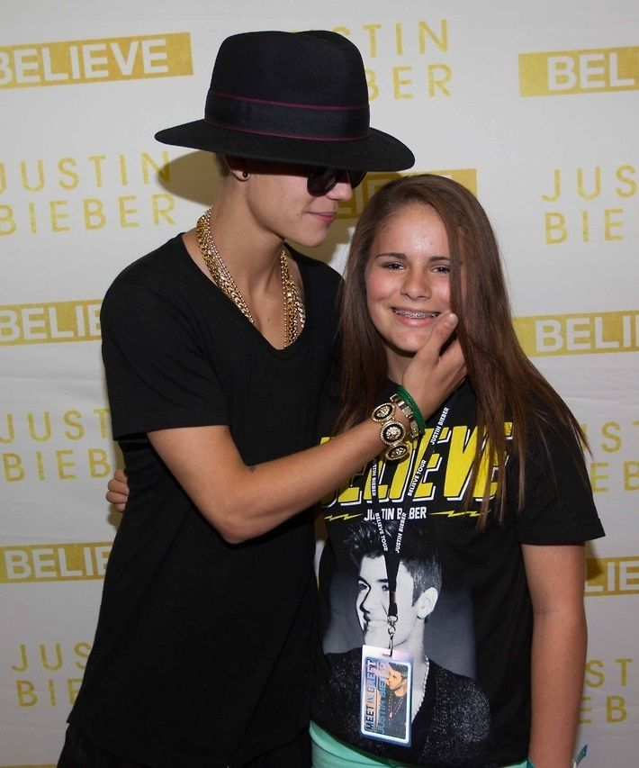 Believe Tour Meet And Greet
