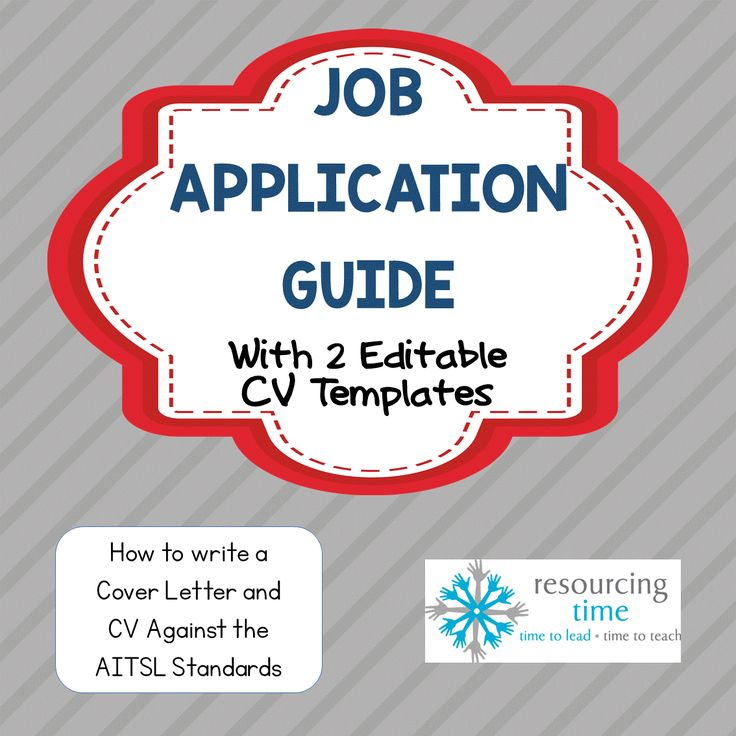A 29 page extensive guide of how to write a strong CV and Cover Letter or Statement of Claim against the AITSL Standards. PLUS two editable Word CV Templates.  Based on a number of years of being both...