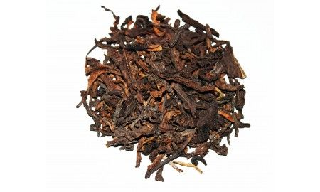 20 Year Old Pu-erh tea: An excellent choice for perfect loose leaf drink for your daily hot tea. Also, a great idea for a cold ice tea drink to compliment your meals. Ingredients: Ceylon, peppermint and natural flavours.