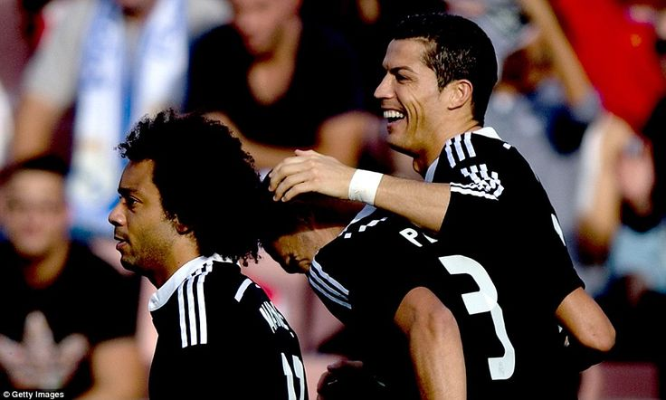 Cristiano Ronaldo. #halamadrid