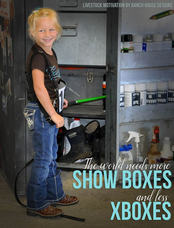 Livestock Motivation by Ranch House Designs  http://ranchhousedesigns.com/