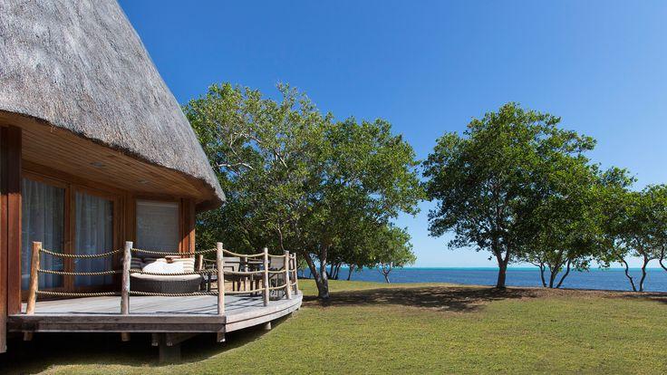 Sheraton New Caledonia Deva Spa and Golf Resort - beachfront bungalow