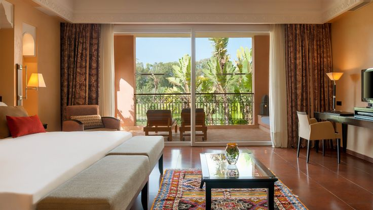 Morocco - The Top 25 Luxury Hotels #19 - Tikida Golf Palace, Agadir