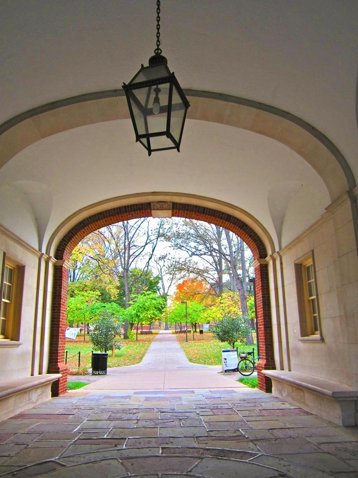 Upham Arch