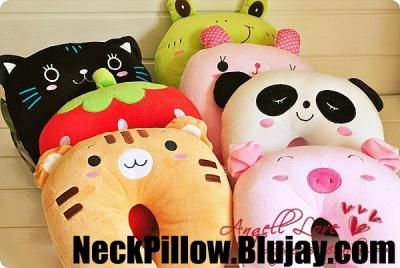 neck pillow for car - Google Search