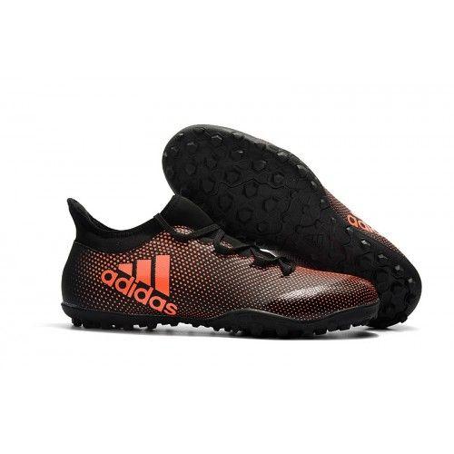 Adidas X Tango 17.3 TF Botas De Futbol Orange Negro Marron  98d1b3c27e30b