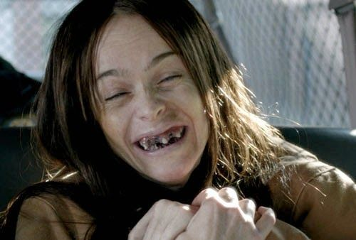 "Tiffany ""Pennsatucky"" Doggett /Taryn Manning and her Meth ...