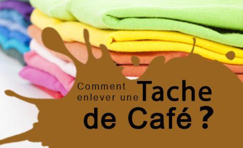 Il est facile d'enlever une tache de café, il suffit simplement de connaître cette astuce. Une solution bien utile pour préserver les vêtements des buveurs de café !