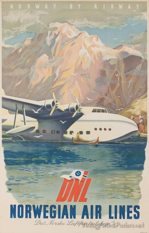 Norwegian Air Lines