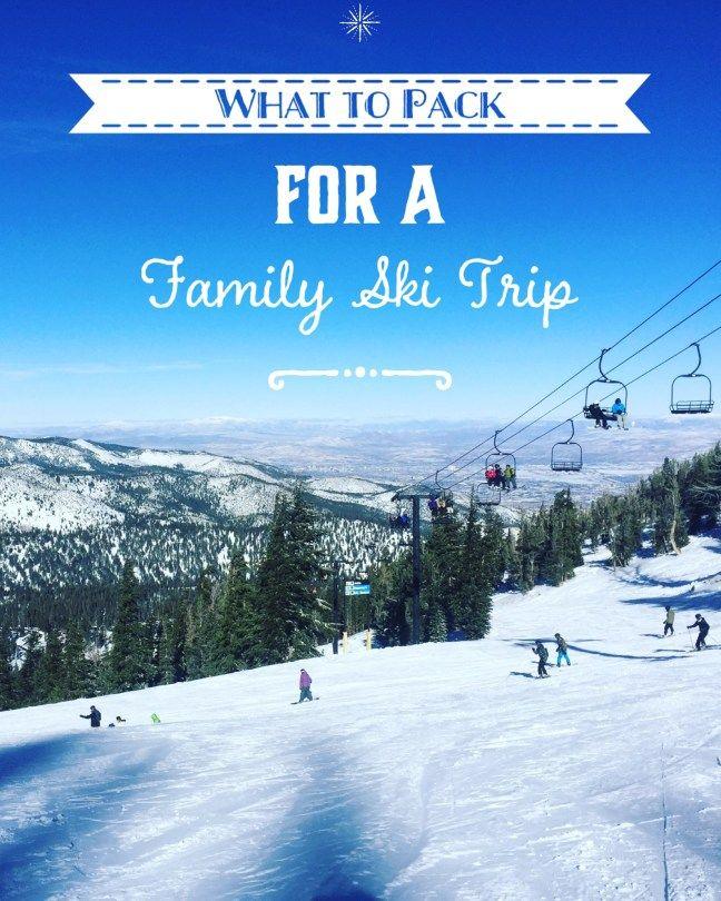 how to plan a ski trip to colorado
