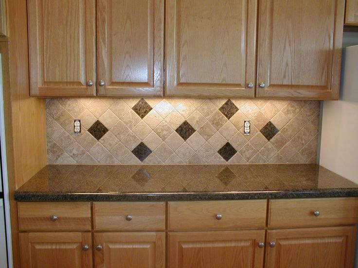 1000 ideas about travertine tile backsplash on pinterest for 4x4 kitchen ideas