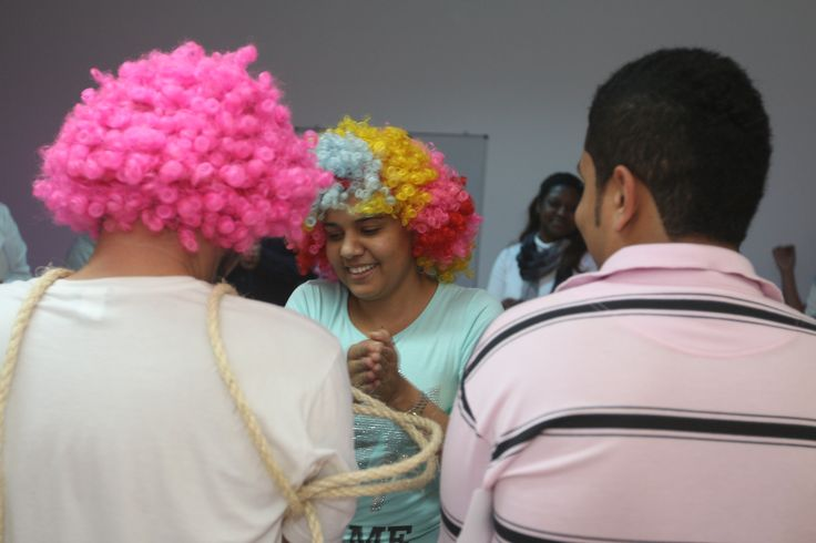 Festival Infestação Cultural, produzido pelos alunos da primeira turma.