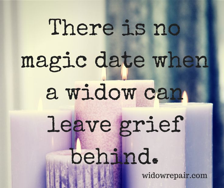 dating a widower who is still grieving What's your question:  i've been dating a widower for a year and a  but you should not substitute information on the what's your grief website for.