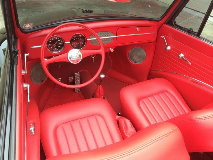 1966 volkswagen beetle custom convertible barrett jackson auction company world 39 s greatest. Black Bedroom Furniture Sets. Home Design Ideas