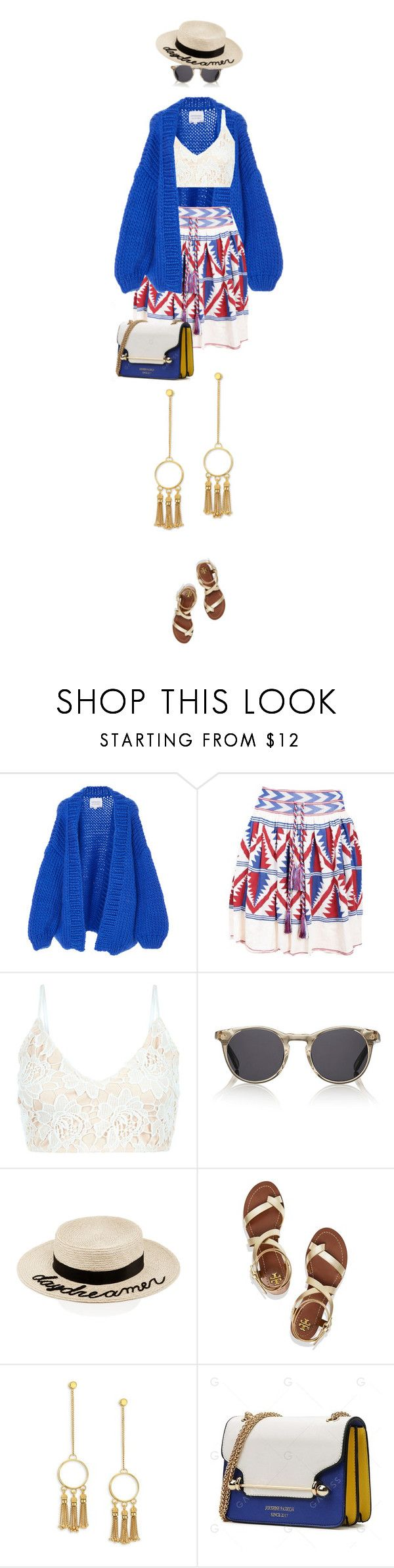 """""""eva 0920"""" by evava-c on Polyvore featuring I Love Mr. Mittens, Laneus, Finlay & Co., Eugenia Kim, Tory Burch and Chloé"""
