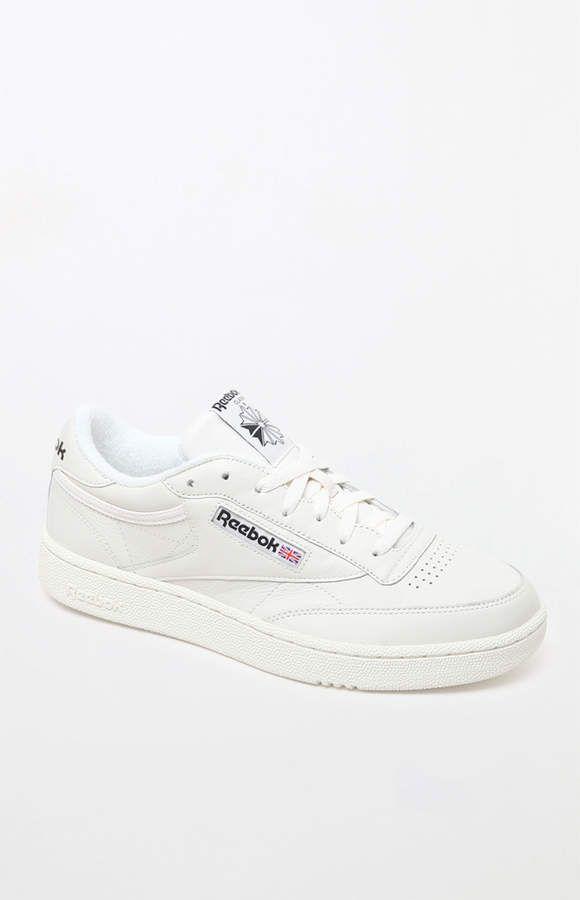 996a98901a2 Club C 85 MU Vintage Shoes  clean casual upper