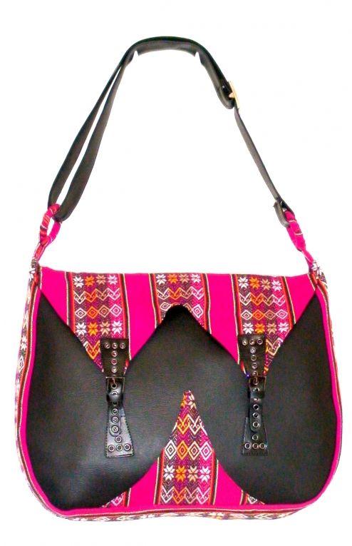 kleurrijker  tas voor het winter