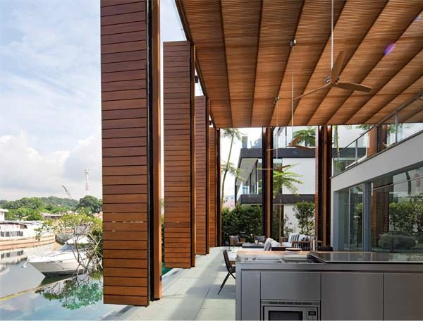 Cove Way House by Bedmar & Shi /// Singapore