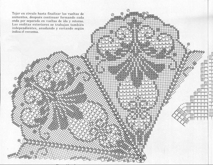 Outstanding Filet Crochet Tablecloth Patterns Free Frieze Knitting