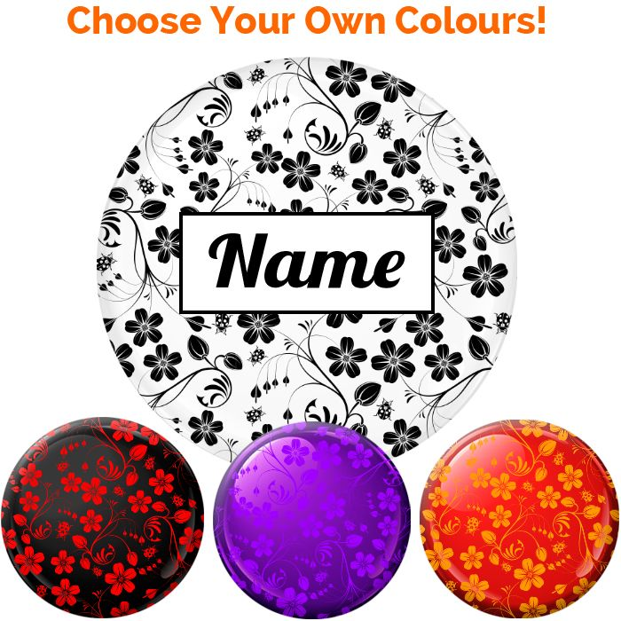 Name Badge - Create Your Own #028 - 75mm