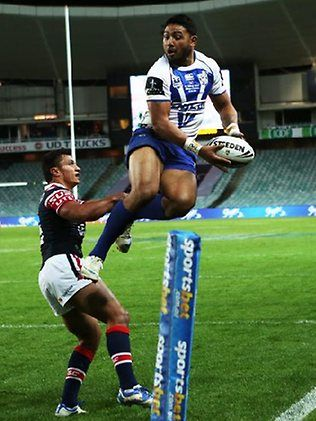 Krisnan Inu - awesome game debut vs the Roosters