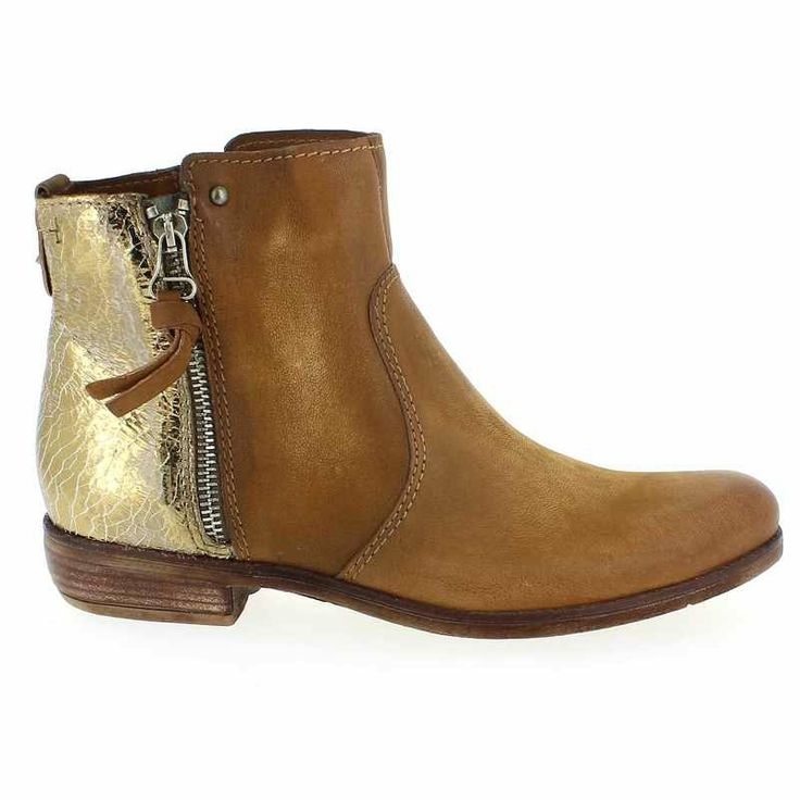 Chaussure MJUS 203216 Camel pour Femme | JEF Chaussures