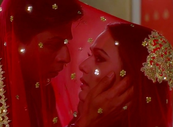 Shahrukh Khan and Preity Zinta - Veer Zaara (2004)