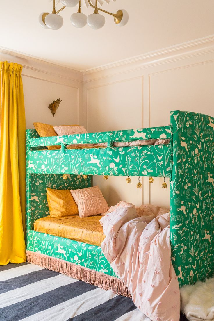 How To Upholster A Bunk Bed Upholstered Bunk Bed Upholstered